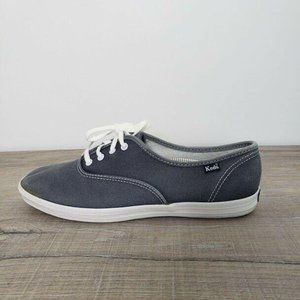 Keds Blue Champion Canvas Sneaker